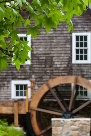Stony Brook Grist Mill, Brewster, MA