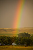 Have you Ever Seen a Rainbow Touch the Ground - South Dakota - Photo by Pat Bonish