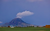 Bear Butte Mountain Erupting - Sturgis South Dakota - Photo by Pat Bonish