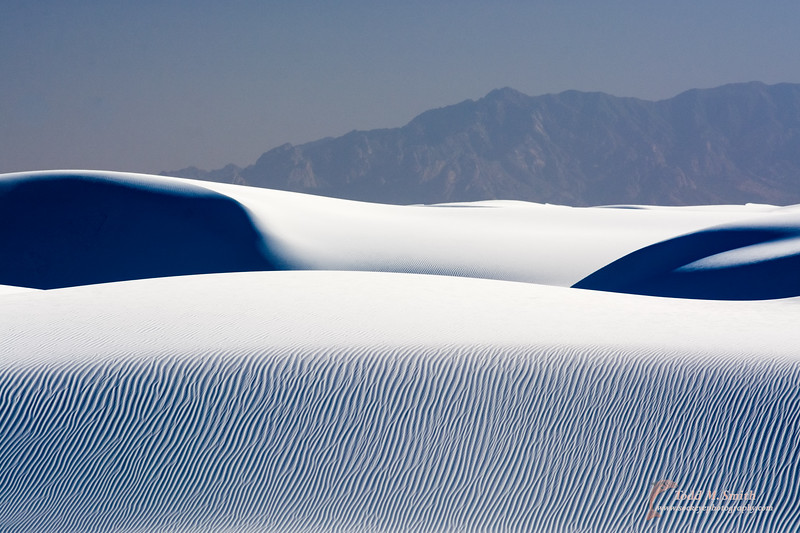 White Sands Waves