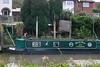 Heron houseboat in Evesham
