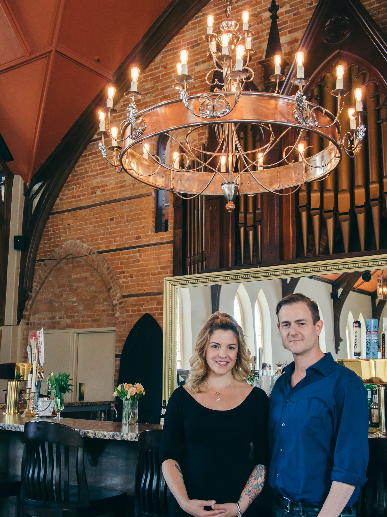 Where to eat in Stratford Ontario includes Revival House - check out our best picks for restaurants, bars and shops.