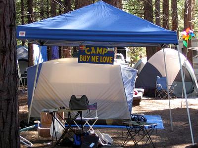 Camp buy me love