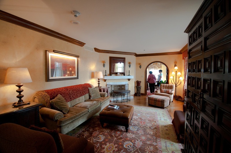 Reagan Presidential Suite