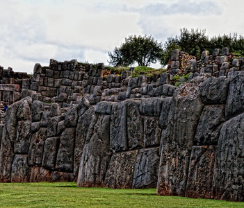 "Sacsayhuaman ""festooned head"" repents the head of a Puma with the original Cusco shaped as the body and limbs of the Puma. All streets of Cusco were aligned with the sunrise and sunset"