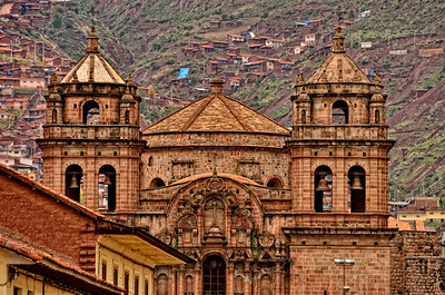 Church of Santa Clara Cusco