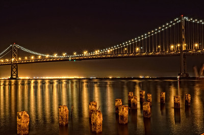 Bay Bridge , San Francisco