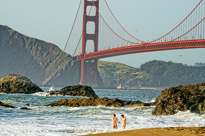 Golden Gate Baker Beach