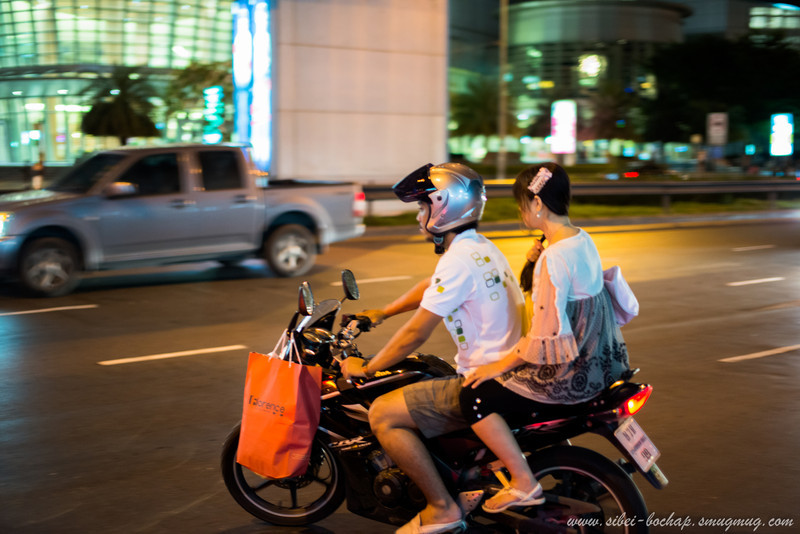 bangkok with ur cai