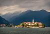 Isola Pescatori, Lake Maggiore, Italy
