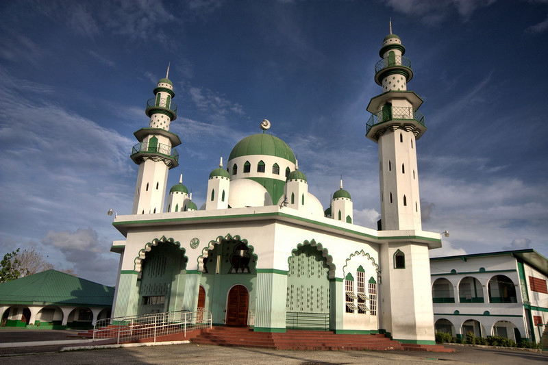 The Mosque at St. Joseph