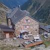 Nurnberger hut(2280m)