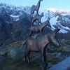 famous bremen statue