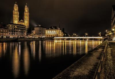 Zürich  @ Night