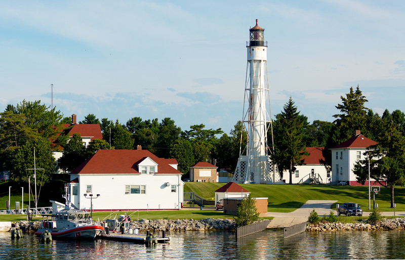 And this is the Canal Lighthouse.