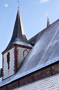 Weilde der Stadt House-Roof with Steeples