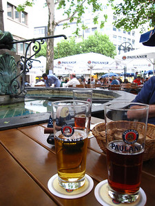 Zum Paulaner.  Had some good beer and good food.