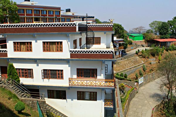 Thrangu Tashi Yangtse Gonpa