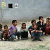 Children visiting GN School