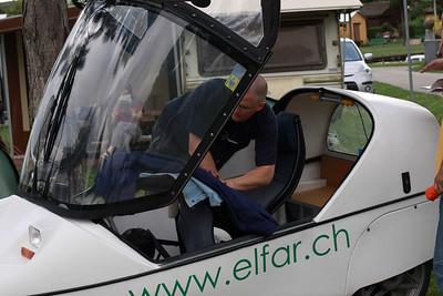 voiture tandem électrique - 2