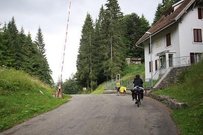 Frontière suisse - 1