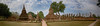 Sukhothai Wat Maha That (HDR)