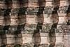 Wall detail at Sukhothai