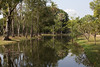 Sukhothai Wat Traphang-Ngoen pond