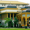 Medan's Istana (palace) Maimoon, built by Sultan of Deli in 1888.