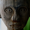 Ancestor carving from Nias Island.