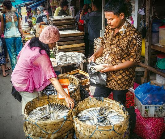 Dried Fish Transaction