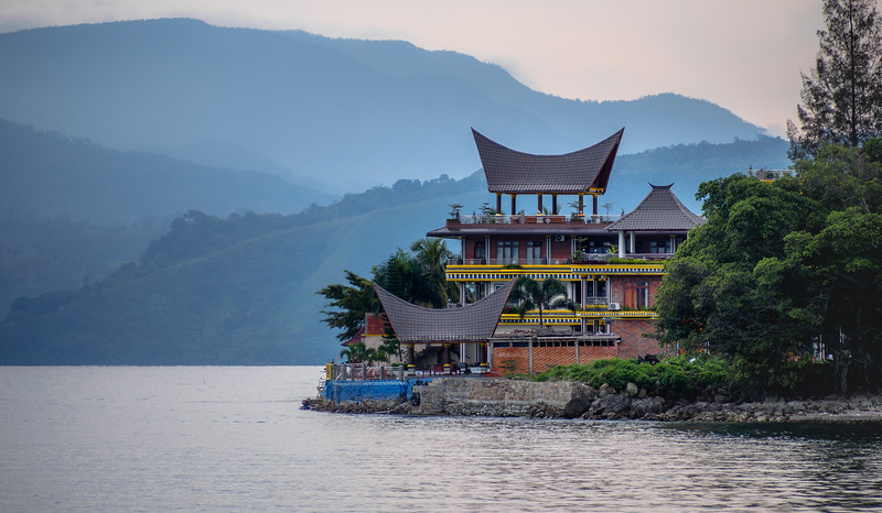 Living on Lake Toba