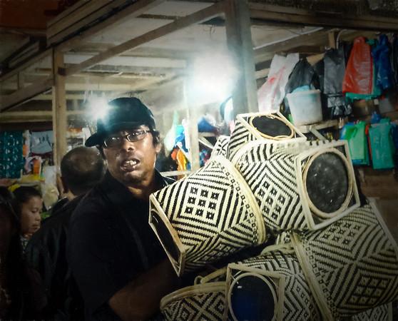 Bright Lights Basket Vendor