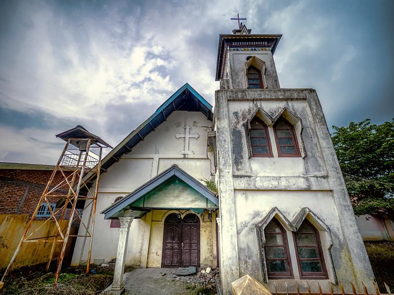 Karo Church