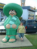 Me at South of the Border