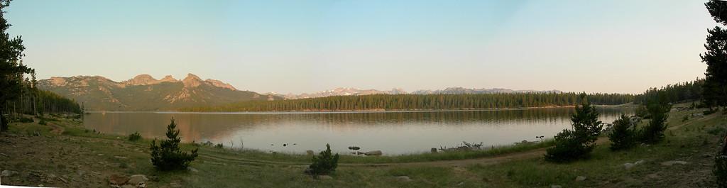 Summer 2006 Fishing Trip to Shoshone Lake, Wyoming