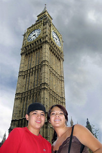 In Front of Big Ben