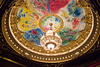 Ceiling of the Royal Opera House.