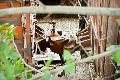Durango and Silverton Railroad August 2007