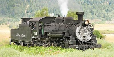 Cumbres & Toltec Railroad 2007