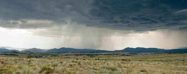 Thunderstorm Colorado  2007