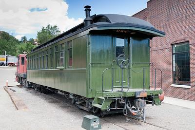 Colorado Railroad Museum Golden Colorado August 2007
