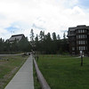 We headed over to the Old Faithful Lodge.