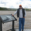 Bruce at Excelsior Geyser.