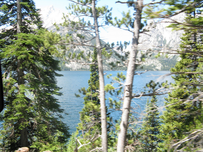 Jenny Lake loop.