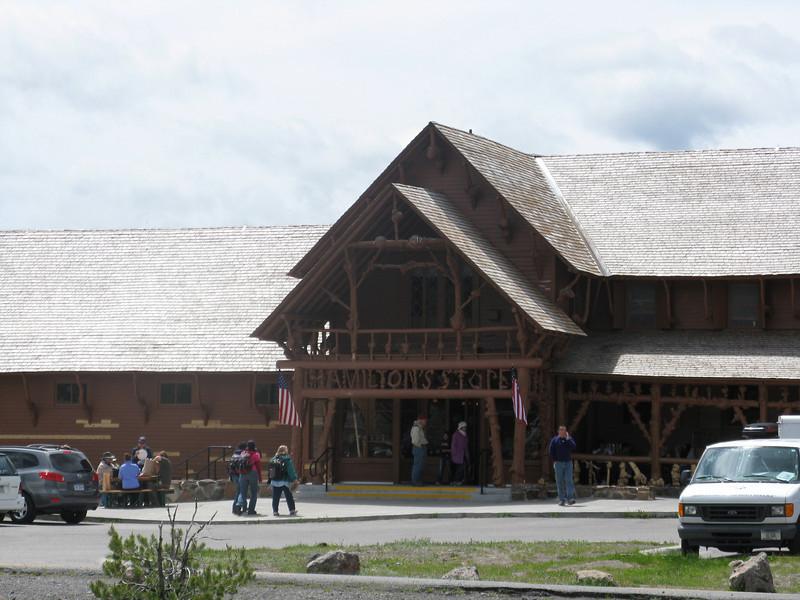 The Hamilton Store.