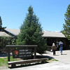 Colter Bay Visitor Center. We did lunch in the RV and looked around.