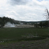 We took the main paved trail back towards the Old Faithful Lodge.