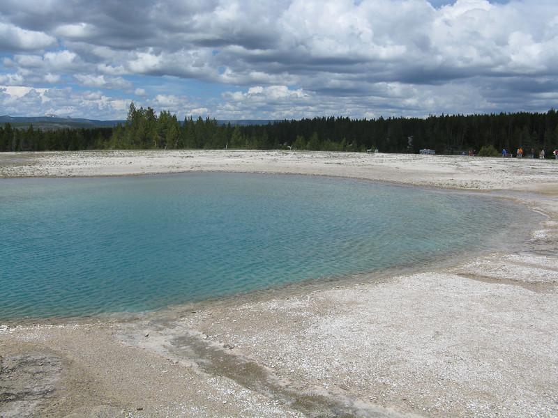 Turquoise Pool.