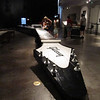 Largest, playable guitar!  Museum of Idaho was hosting the exhibit 'Guitar:  The Instrument That Rocked the World'.  Very cool!